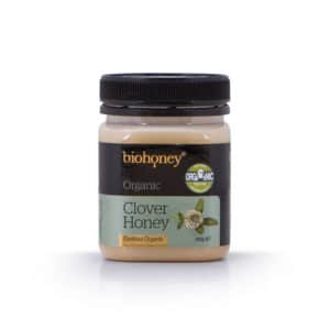 Organic Clover Honey