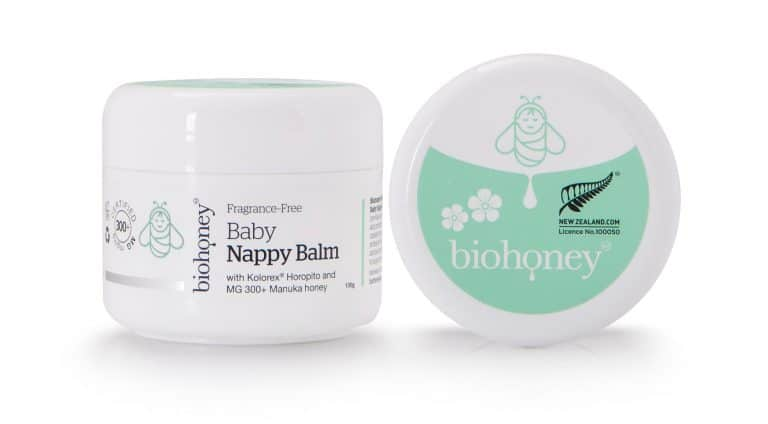 BH Baby Balm Pot And Lid HR