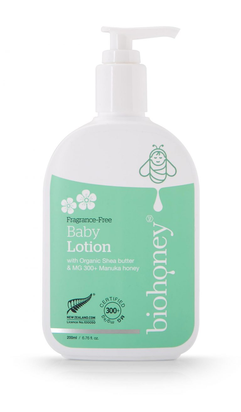 BH Baby Lotion Front HR
