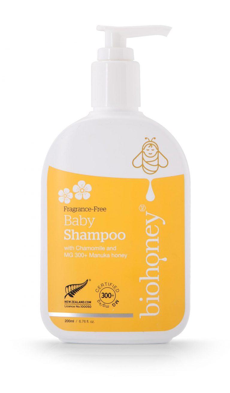 BH Baby Shampoo Front HR