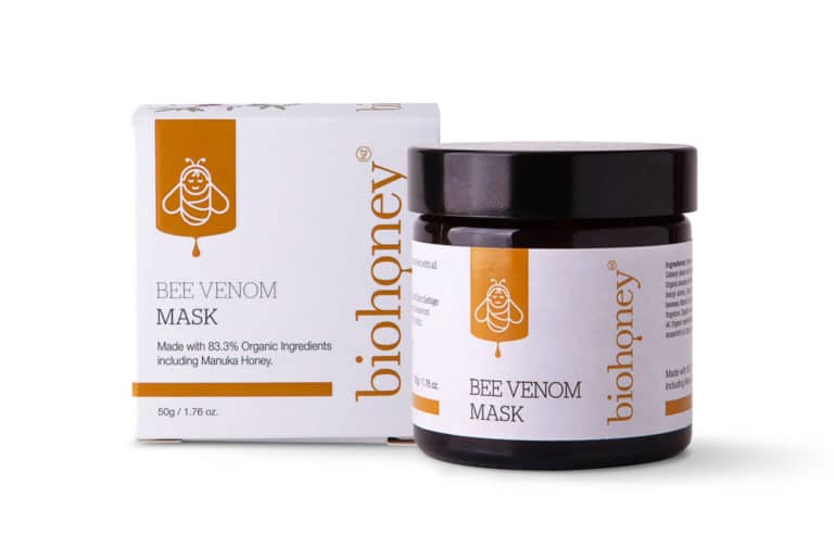 BH PS Bee Venom Mask Box And Jar HR (1)