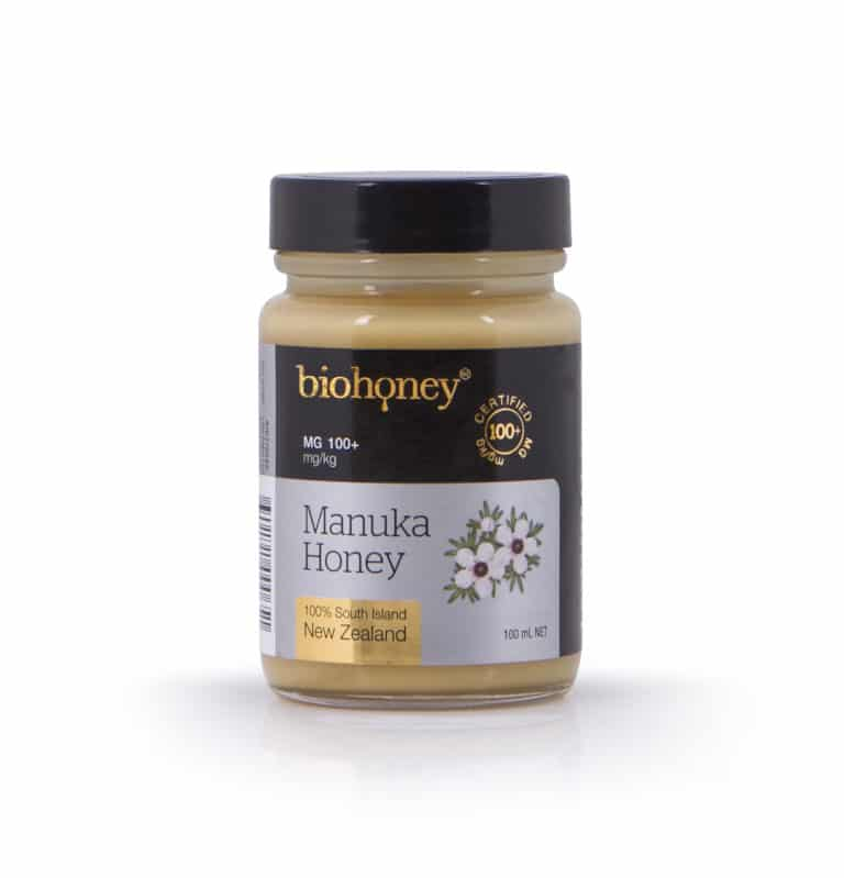 BH PS Manuka Honey 100 130g Front HR