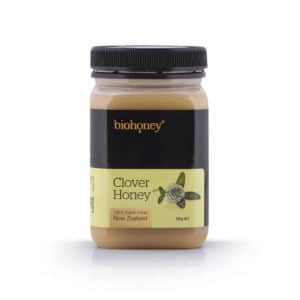 SPECIAL – $9 – Clover Honey 500g