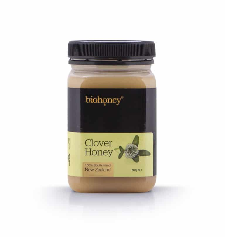BH PS Clover Honey 500g Front HR