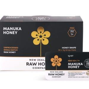 RAW Manuka Honey MGO265+(10+) 9g X 30 Snaps!