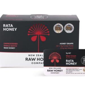 RAW Rata Honey 9g Snaps X 30!